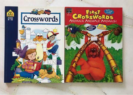 🚚 Children's Crosswords