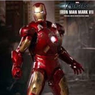 Avengers Iron Man Mark VII (MMS185)