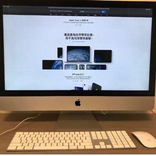 Apple iMac Retina 5K 27-inch 2017 (Warranty till to 2020/12/13)