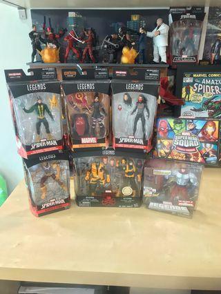 Marvel Legends Assortments