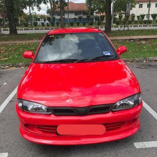 Proton Wira Manual 1.3, 2004 for Spare Parts only