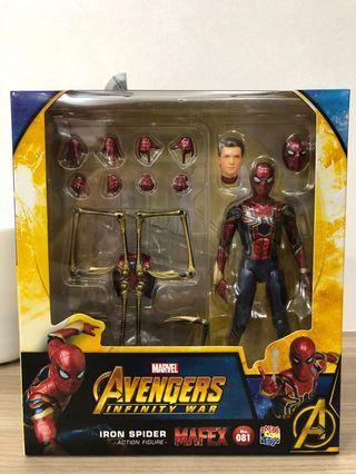 MAFEX Iron Spider No.081