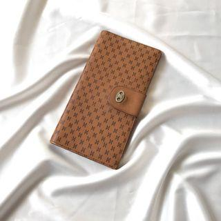 ⭐️Celine classic brown monogram logo long wallet (unisex)⭐️