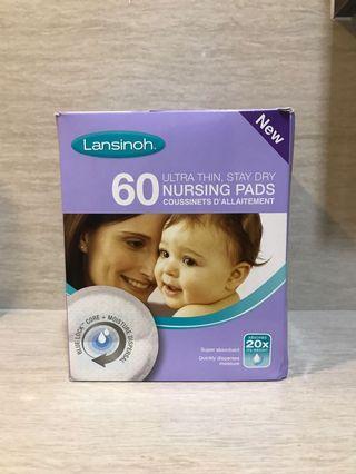 🚚 Lansinoh Nursing Pads