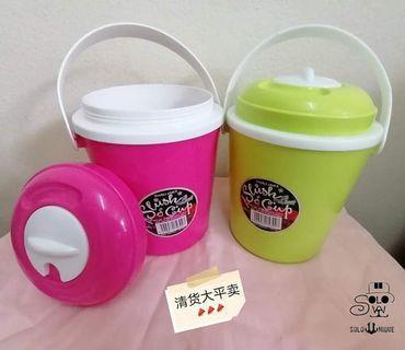 Slush Cup BPA Free Double Layer Mini Ice Bucket