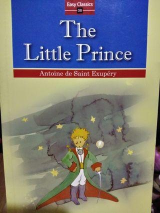 🚚 小王子英文書The Little Prince