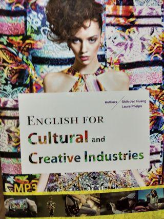 🚚 English for cultural and creative industries