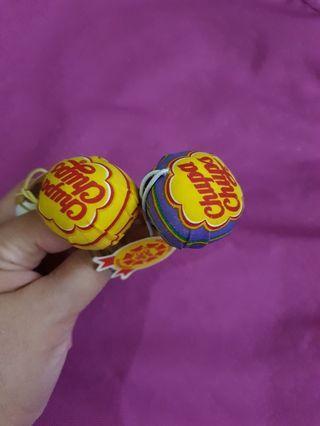chupa chups mini hanging accessory 50th anniversary
