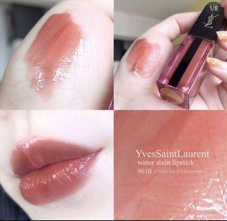 YSL 610 Water Stain Lipstick