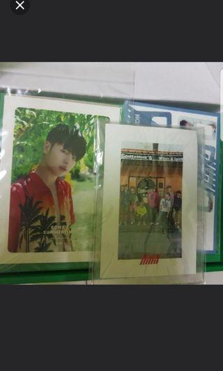 🚚 WTS KONY SUMMERTIME DVD SET with po gift