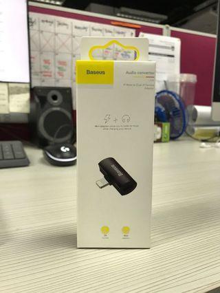 Baseus iPhone audio converter