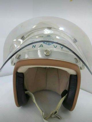 Open Face helmets Original Buco X Felix Usn