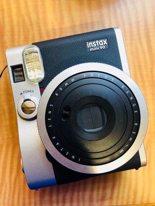 🚚 ✔品名:富士 MINI 90 單機 拍立得相機
