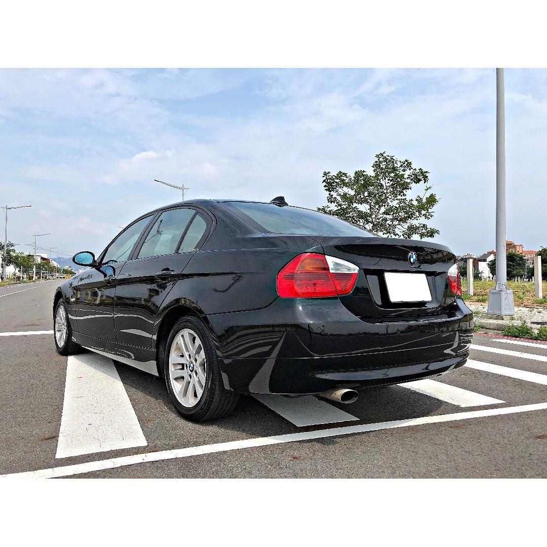 2006 BMW E90 320I