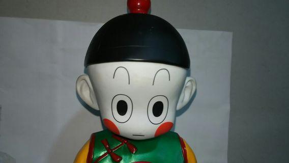 Dragon Ball Soft Vinyl Action Figure - Chiaotzu