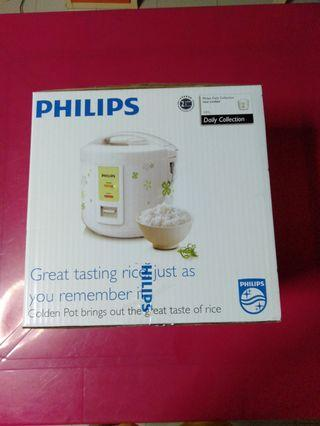 PHILIPS Rice Cooker (1.0L)