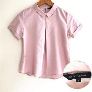 Connection Pink Top