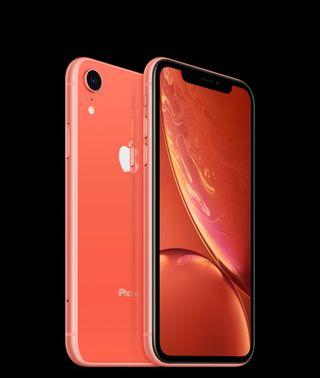 Iphone XR Coral Pink
