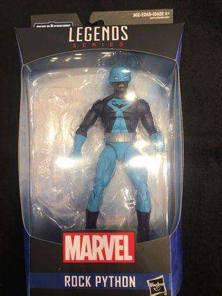 Marvel legends Rock Python