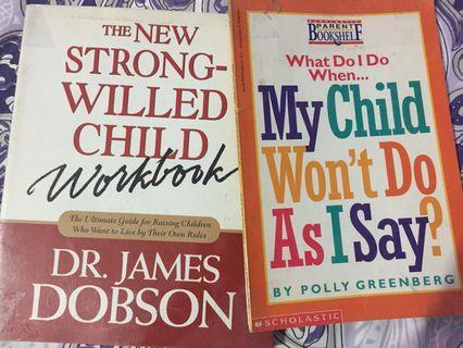 Books to help w/ kids