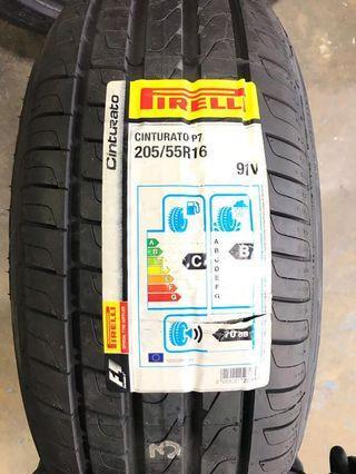 205/55R16 Pirelli Cinturato P7