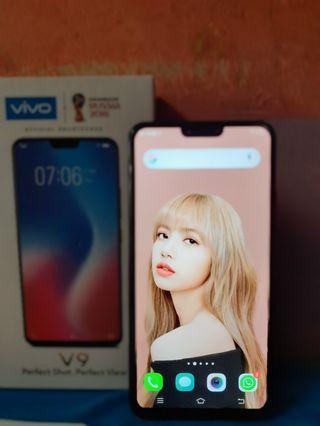 Vivo V9 Ram 4/64GB -terawat istimewa
