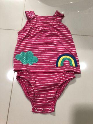 🚚 [Preloved] (9M) Carters Bodysuits