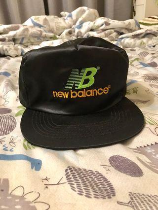 🚚 早期 緞面 NB New balance 帽子