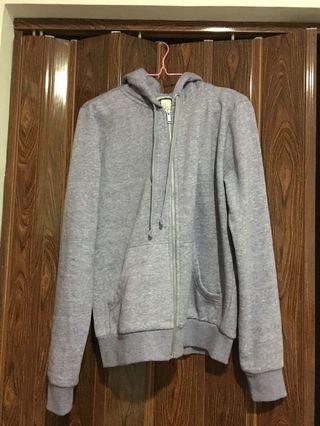 Sweater H& M Ungu Muda