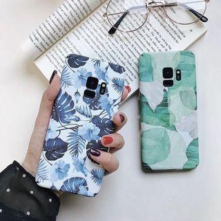 🚚 Tree Leaf Phone Case