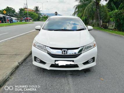 Honda city sambung bayar
