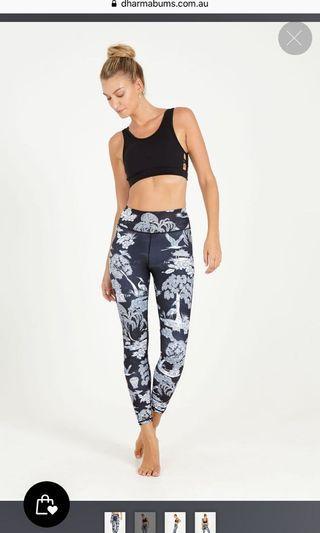 Dharma bums high waisted leggings