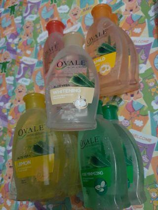 Take all ovale facial lotion