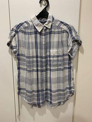 American Eagle plaid shirt