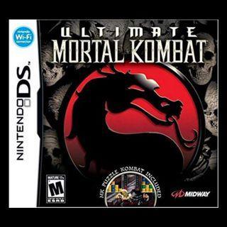 Ultimate Mortal Kombat - Nintendo DS