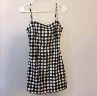 Cute Open Back Dress