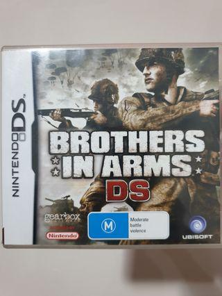 🚚 Brothers In Arms - Nintendo DS