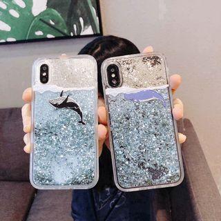 🚚 Ocean Whale Shark Shell Phone Case