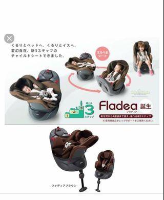 APRICA FLADEA (baby carseat)