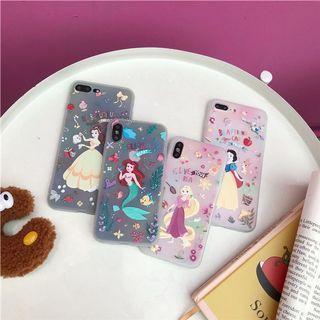 🚚 Disney Princess Phone Case