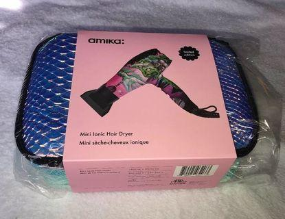 全新可預訂 美國版 Amika Mini Ionic Hair Dryer Venus 迷你風筒 旅行風筒