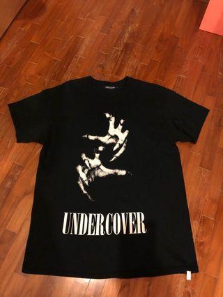 Undercover Hands tee L