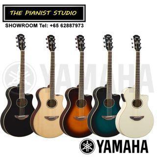 Combo Fair 2019 - Yamaha Classical Acoustic Electric Guitar at The Pianist Studio Singapore