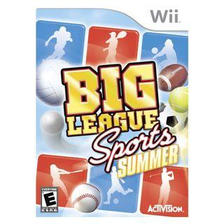 Big League Sports Summer - Nintendo Wii