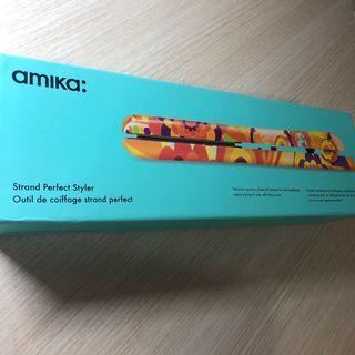 全新可預訂 美國版 Amika Strand Perfect Ceramic Styler Opliphica 陶瓷造型器 直髮夾