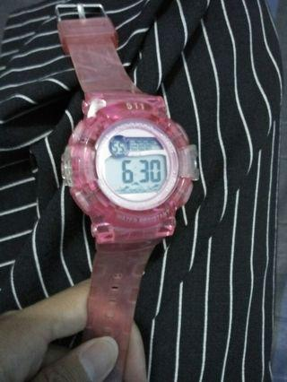 Jam jelly pink water resistant