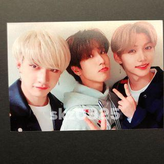 [ WTS ] Stray Kids MIROH Broadcast Photo - Chan, Jisung, Jeongin