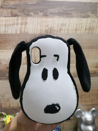 🚚 Snoopy Casing (Iphone Xs)