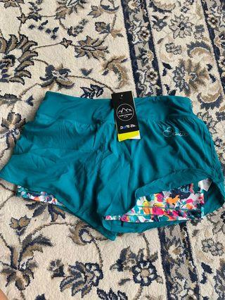 DharmaBums Dare2b Shorts with spandex inside