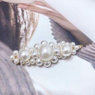 🚚 氣質款✨珍珠髮夾